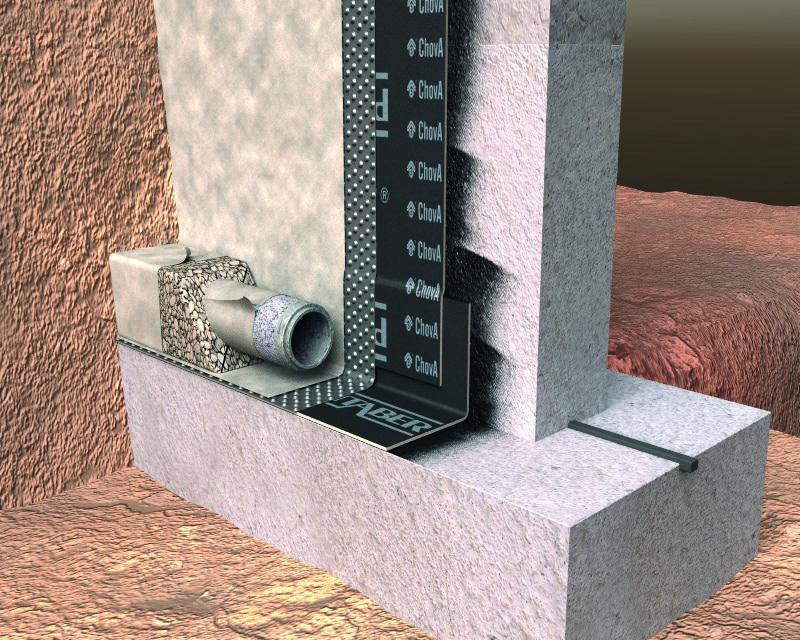Muros enterrados con nivel freático - M_3