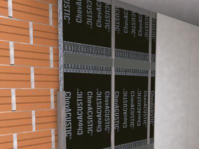 D08. Trasdosado ChovACUSTIC Panel FX