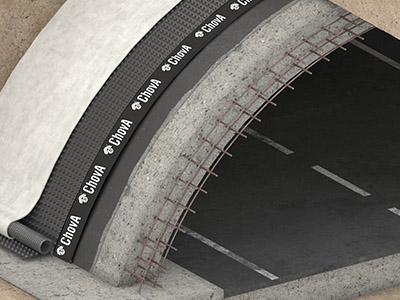 Túneles a cielo abierto